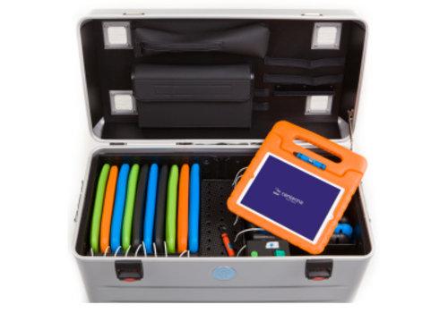 Parat i16-KC, maleta de carga y sincronización para 16 dispositivos iPads y tablets, i16-KC, Parat
