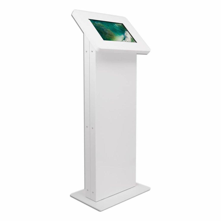 """Monitor totem for iPad 12,9"""", Largo, white"""