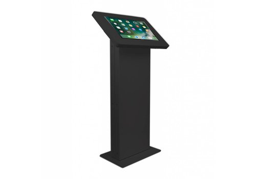 "Bravour Totem para monitor y pantallas touch screen para iPad 12,9"", Largo, negro"