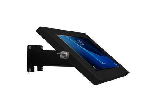 """Bravour Soporte escritorio/pared para Samsung Tab A 2016 10.1"""" Ferro. Negro"""