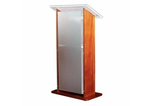 Bravour Esmeralda - drewniano akrylowa mównica