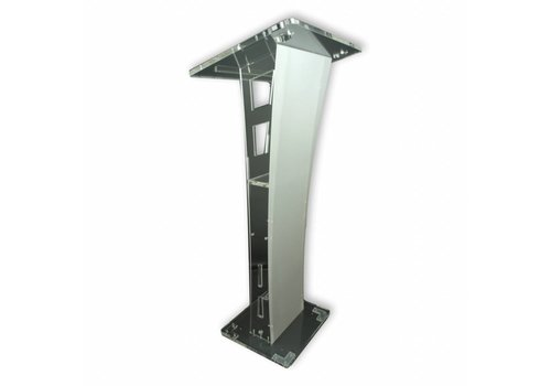 Bravour Berlioz - clear or frosted acrylic lectern