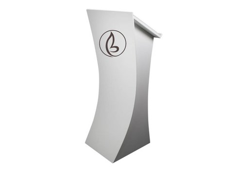 Bravour Personalización del atril (Logo, nombre)