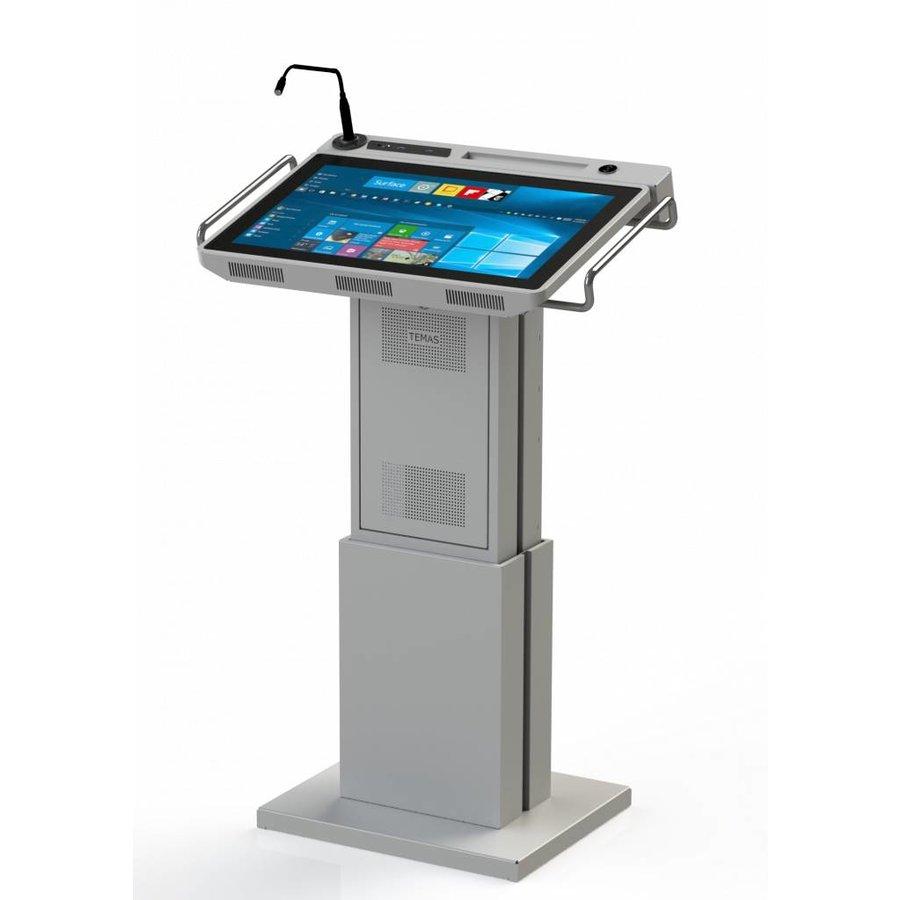 Digital podium, Oslo