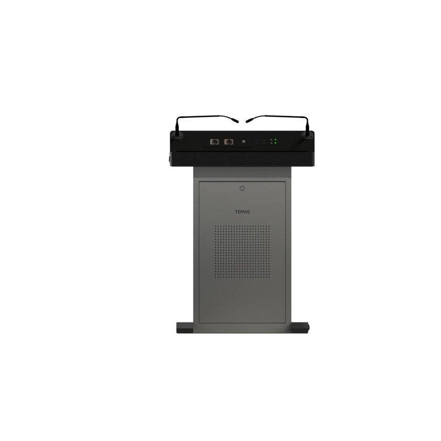 Digital Podium, remotely controllable, Stockholm