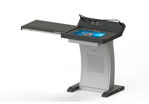 Bravour Digital Podium, remotely controllable, Stockholm