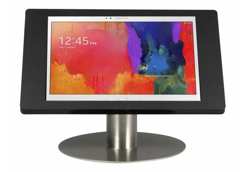 "Bravour Desk stand for Samsung Galaxy Note Pro 12.2"" black/stainless steel Fino"