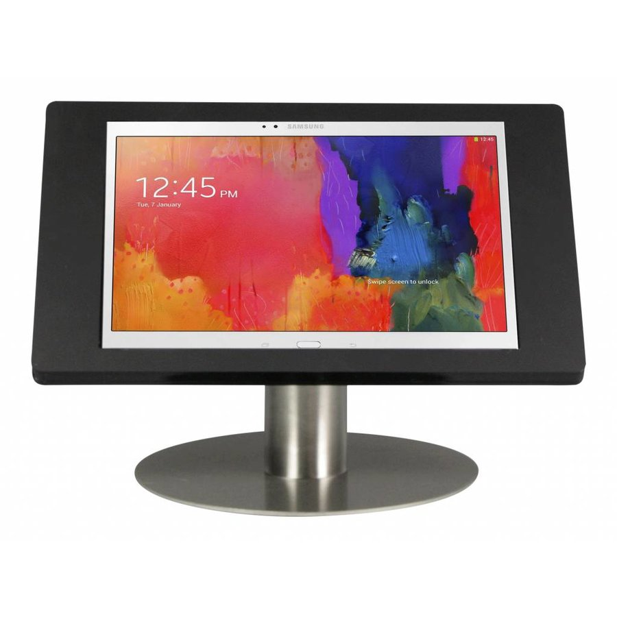 """Samsung Galaxy Note Pro 12.2"""" desk stand  Fino black/stainless steel"""