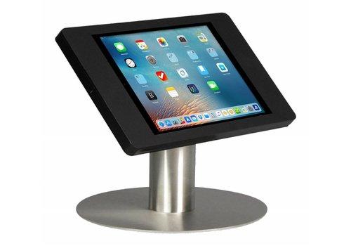 Bravour Soporte iPad escritorio para iPad Air 9,7 y iPad Air acabado acero y negro, Fino