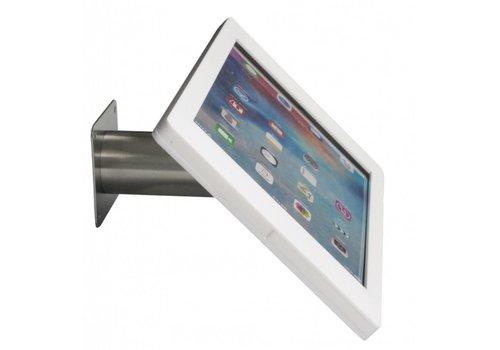 Bravour iPad houder wit/staal voor iPad Pro 12.9; Fino, houder voor wand-tafel montage