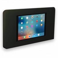 Flat wall stand for iPad Mini, iPad 9.7, iPad 10.5, iPad Pro 12.9, black, Piatto