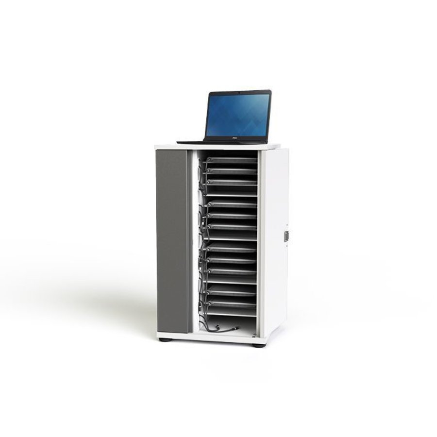 Charging cabinet for 16 Chromebooks until 14 inch