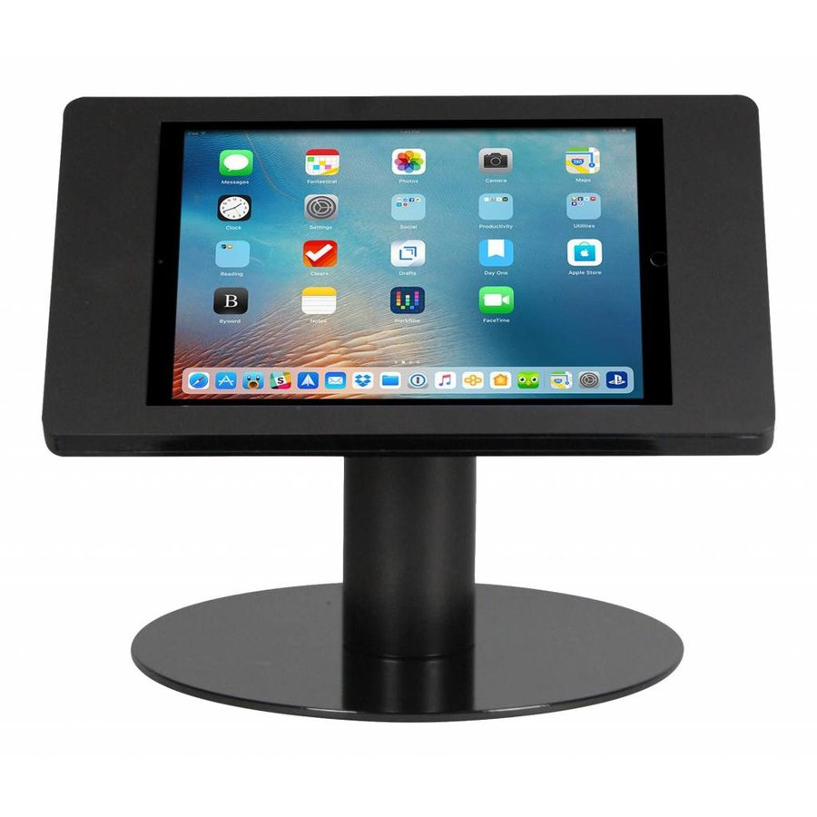"""iPad pro 9.7"""" & iPad Air 1/2 desk stand Fino black especially developed for iPad pro 9.7"""" & iPad Air 1/2"""