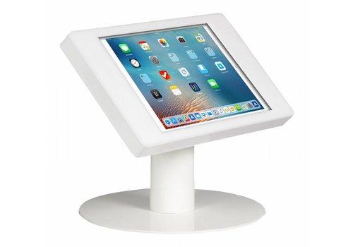 Bravour Soporte iPad de escritorio para iPad Pro 9,7 y iPad Air color blanco, Fino