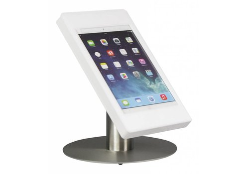 "Bravour iPad pro 9.7"" & iPad Air 1/2 desk stand Fino white/stainless steel"
