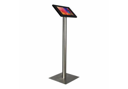"Bravour Tablet floor stand Samsung Galaxy Note Pro 12,2"" black/stainless steel base, Fino"