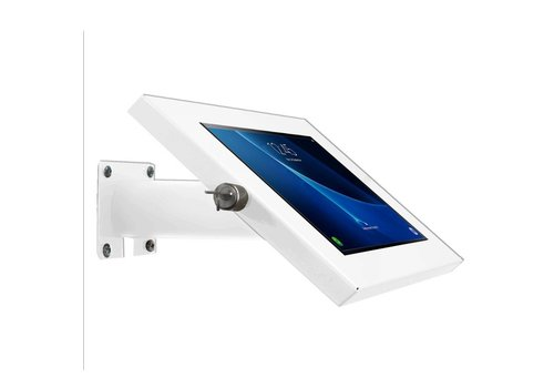 "Bravour Tablet wall and desk mount Ferro for Samsung Tab A 2016 10.1"", white"