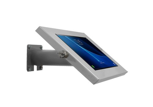 "Bravour Tablet wall and desk mount Ferro for Samsung Tab A 2016 10.1"", grey"