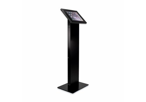 "Bravour Tablet display kiosk for tablets between 9-11"" inch Chiosco, black"