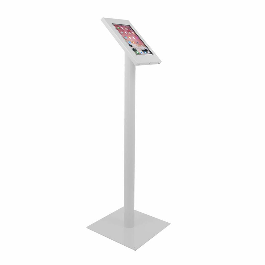 "Tablet floor stand for iPad 10.5"", Ferro, white, black, grey"