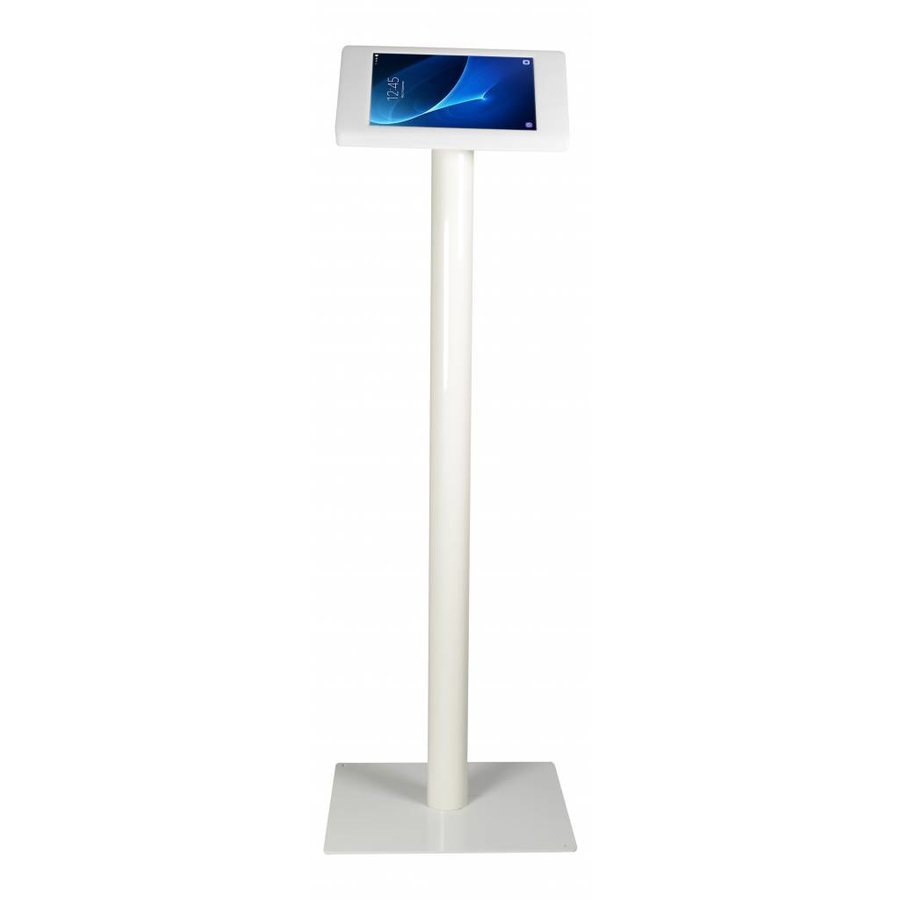 "Floor stand  for Samsung Tab S4 10.5"" Fino white, black"