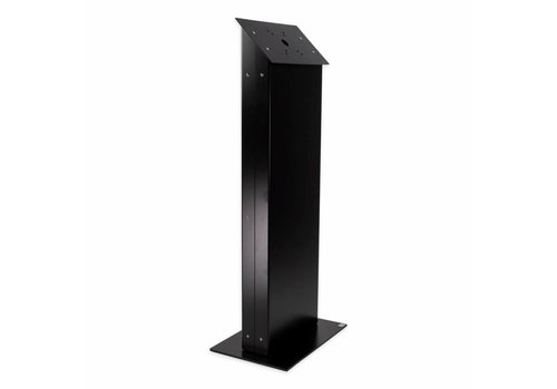 Bravour Monitor totem for VESA 75/100/200, Largo, black, white
