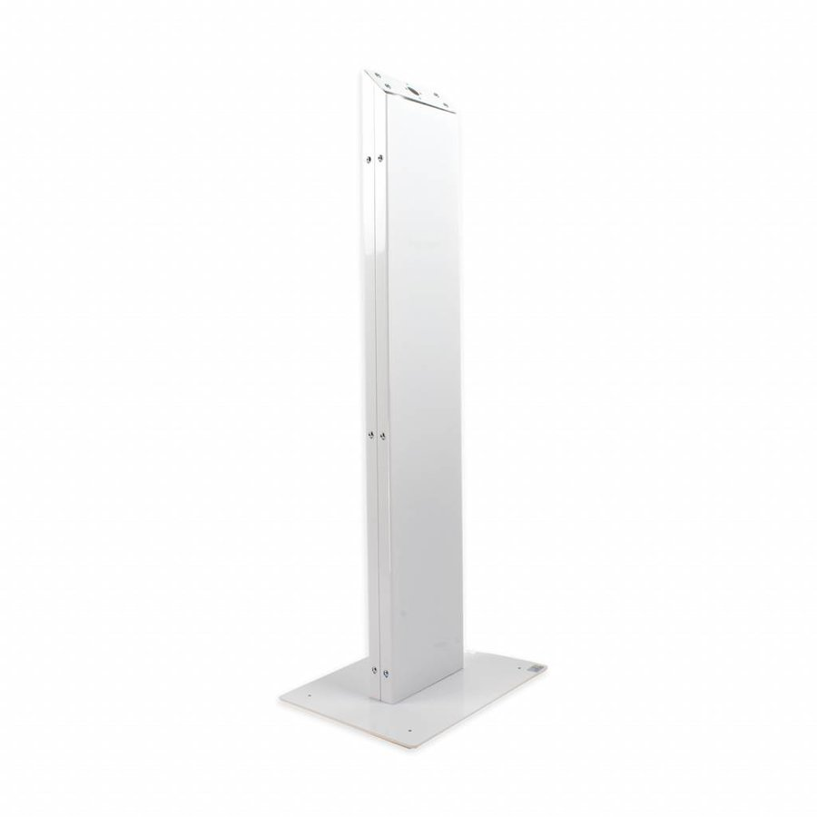 Soporte para monitor y pantallas VESA 75/100/200  Largo, negro, blanco