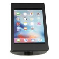 Para Apple Pro 12.9  (2018) Carcasa en acrílico y pedestal en acero pintado negro, Fino