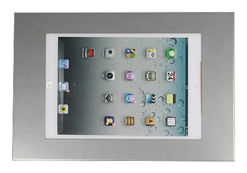 "Bravour Tablet wall mount, grey, for tablets range 7-8""; Securo"