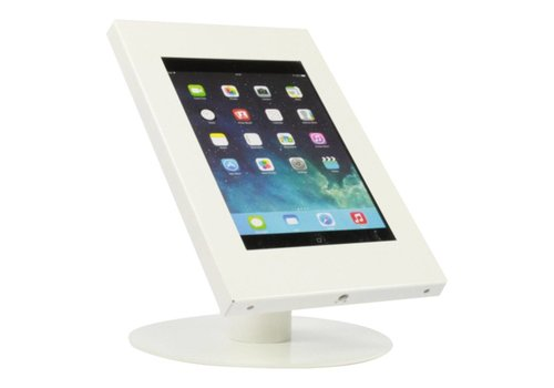 Bravour Tablet desk stand Securo 9-11 inch white lockable