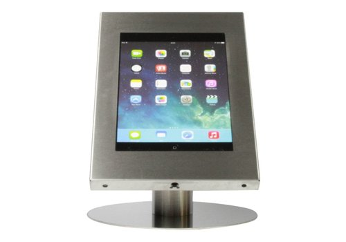 Bravour Tablet desk stand Securo 12-13 inch stainless steel