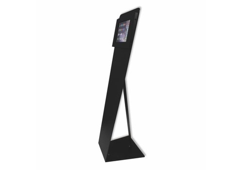 Bravour Floor stand for tablets 12-13 inch black Securo-Kiosk