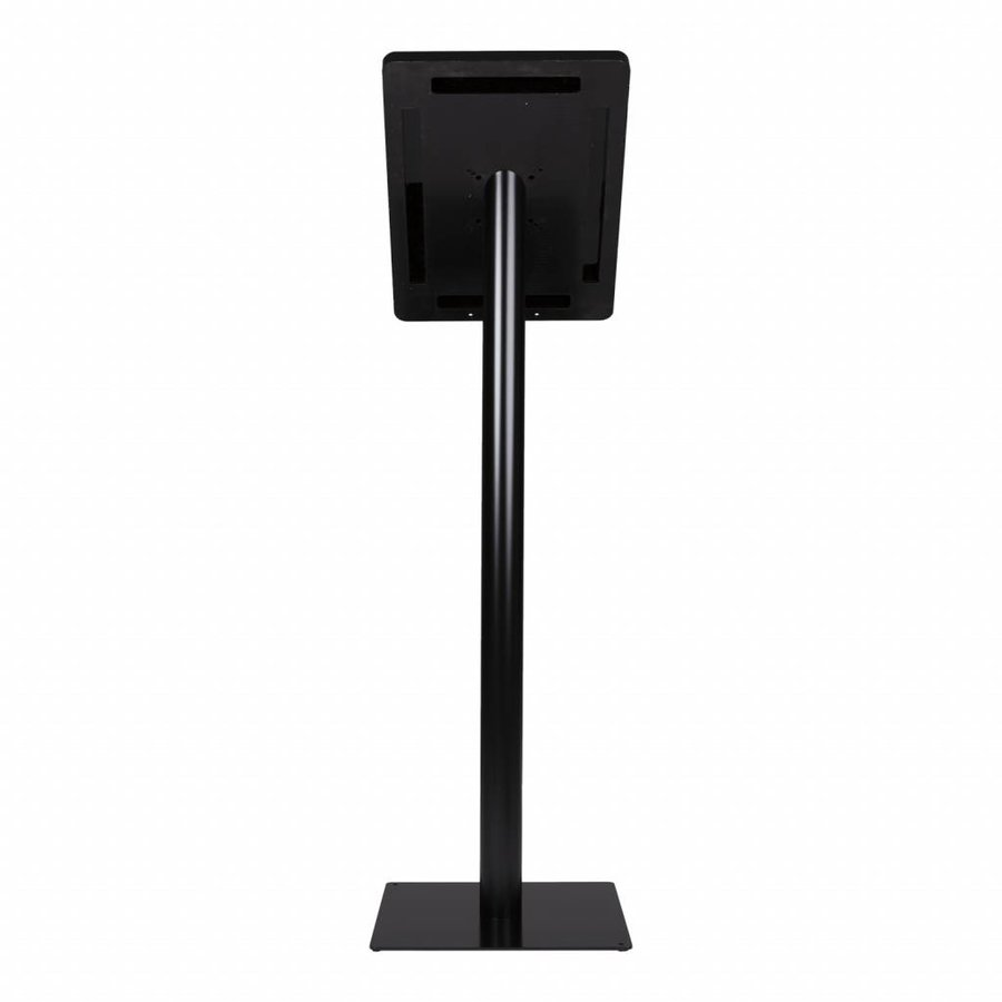 Floor stand Meglio black cassette 12-13 inch with black base
