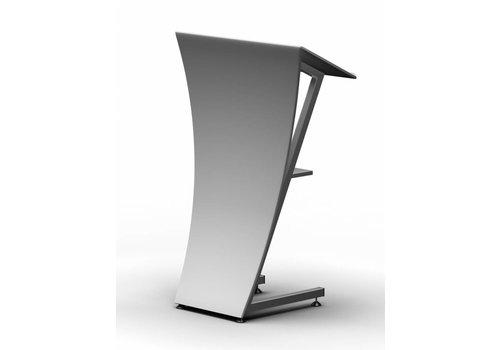Bravour Neptune - mównica z zakrzywionym panelem czołowym