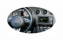 "FISCON Bluetooth carkit - Audi, Seat - ""Basic Plus"""