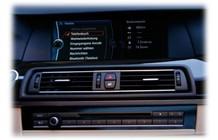 BMW Carkit F-serie