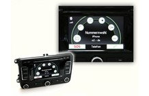 "FISCON Bluetooth carkit - VW RNS315 - ""Bluetooth only"""