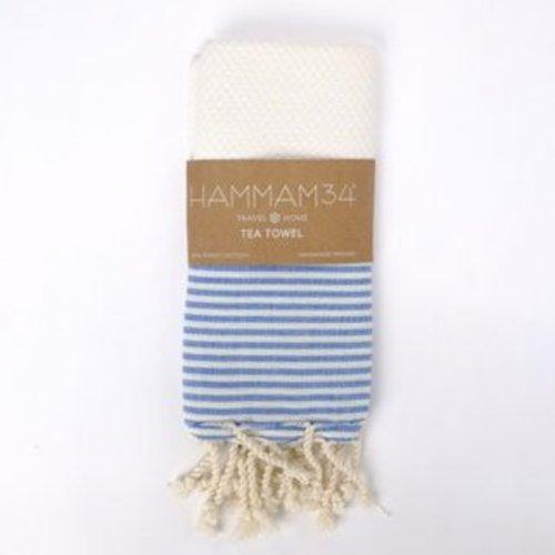 Hammam34 Hamam towel Shaken not stirred