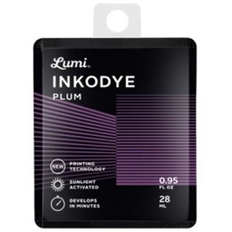 Inkodye DIY Zeefdruk inkt Snap Pack 28 ml. pruimen paars