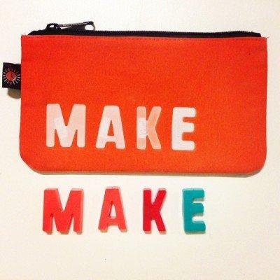 Inkodye DIY zeefdruk inkt Pakket oranje inkt