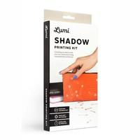 DIY zeefdruk inkt Pakket schaduw printen