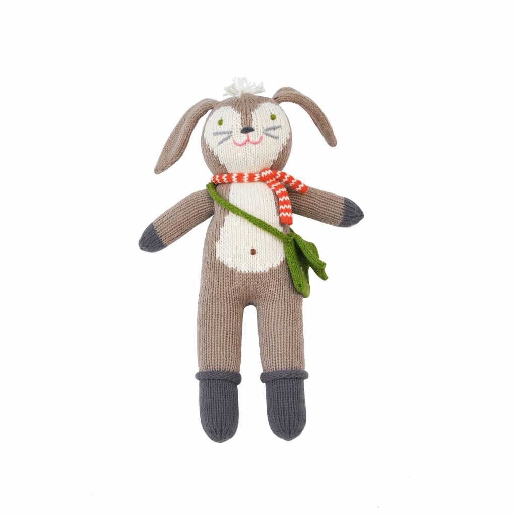BlaBla Kids Knitted doll Rabbit Pierre