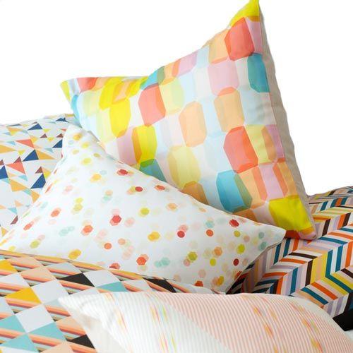 Avril Loreti Throw Pillow Sails