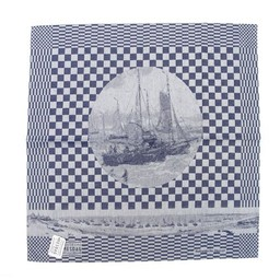Hollandsche Waaren Tea towel Panorama Mesdag