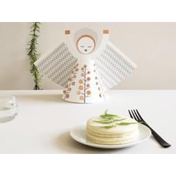 Jurianne Matter DIY Woondecoratie Engel XL (white)