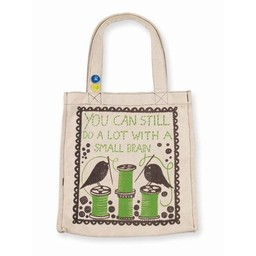 Wild & Wolf Canvas tas You can still do a lot