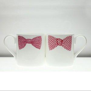 Peter Ibruegger Mug * Bow Tie John - Patrick