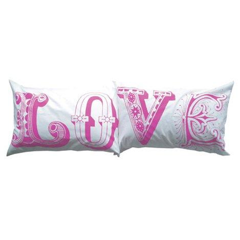 lush designs Pillowcases Love