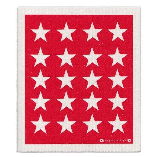 Jangneus Dishcloth Stars