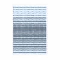 Tafellaken Tinas Råg blauw